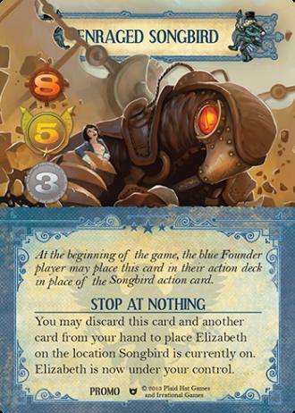 Das offizielle Brettspiel zu BioShock Infinite. (Foto: Plaid Hat Games)