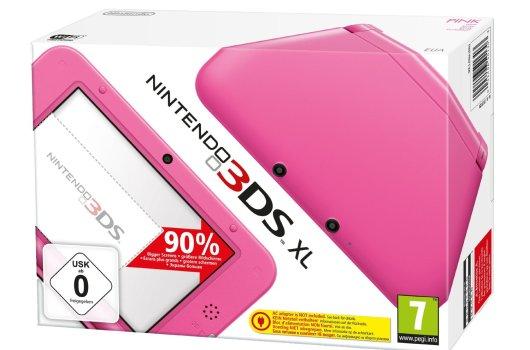 90% größer als der normale 3DS. (Foto: Amazon)