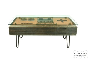 Steampunk Nintendo Coffee Table (Foto: Etsy)