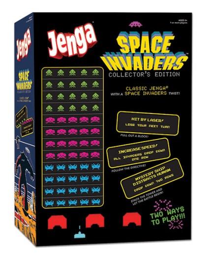 Jenga Space Invaders. (Foto: USAOpoly)