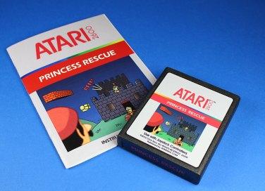 Princess Recue. (Foto: Atari Age)