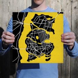 Gotham City. (Foto: City Maps)