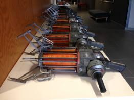 Die Gravity Gun aus Half-Life 2 als Nachbau. (Foto: Valve)