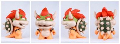 Nintendo-Helden. (Foto: incrediblecreaturedesigns.com)