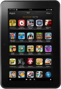 Schon der Kindle Fire (HD) wird als Spielegerät beworben. (Foto: Amazon)