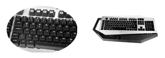 MECH Aluminium Tastatur (Foto: Cooler Master)