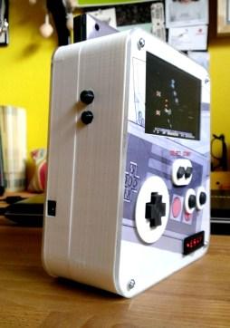 NES zum Mitnehmen. (Foto: Dave Nunez)