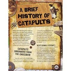 Eine kleine Geschichte über Katapulte (Foto: Thinkgeek)