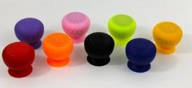 Viele, viele bunte Speaker (Foto: Indiegogo)