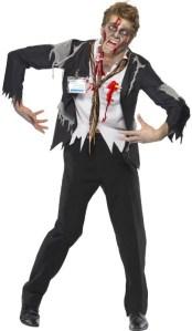 Angestellter Zombie. (Foto: kostüme.com)