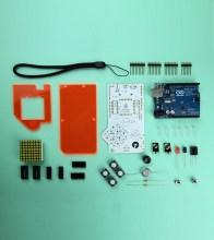 Eine Arduino-Platine gehört zu den Einzelteilen (Foto: Technology Will Save Us)