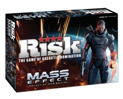 Risiko trifft auf Mass Effect. (Foto: USAopoly)