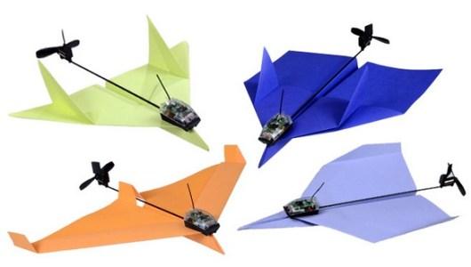 Zig Flieger-Modelle sind denkbar. (Foto: Kickstarter)