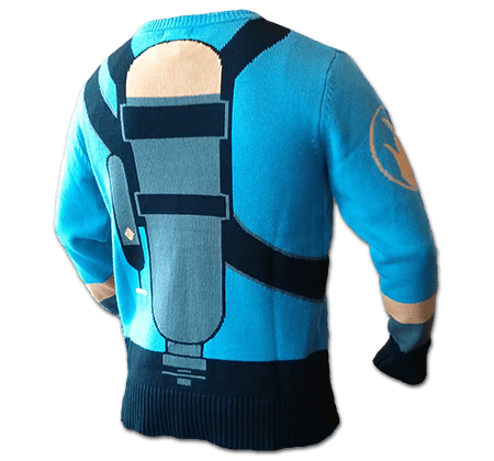Pyro Holiday Sweater. (Foto: Valve)