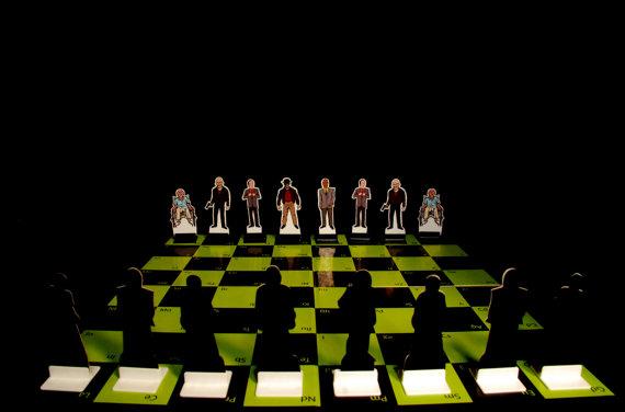 Breaking Bad Chess. (Foto: Etsy)