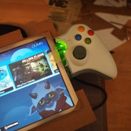 Ouya Handheld. (Foto: Specialization Is Overrated)