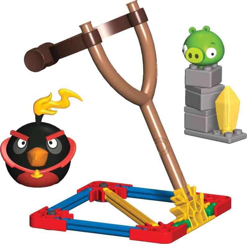 Angry Birds Space Fire Bomb Bird (Foto: BOTI)