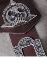 Leather Messenger Bag. (Foto: Ubi Workshop)