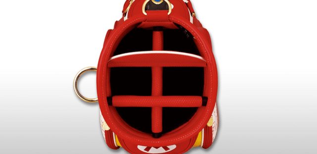 Super Mario Bros. Caddy-Tasche. (Foto: Enjoy Caddie Bag)