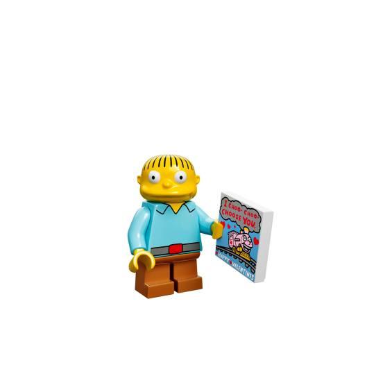 Ralph Wiggum (Foto: Lego)
