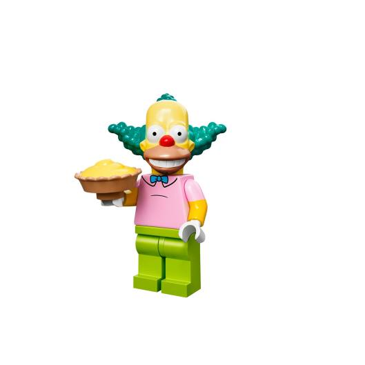 Krusty the Clown (Foto: Lego)