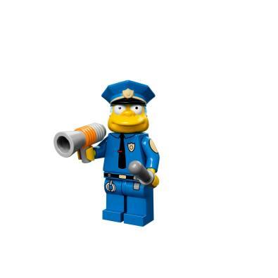 Chief Wiggum (Foto: Lego)