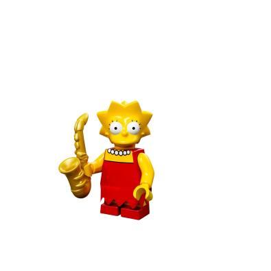 Lisa Simpson (Foto: Lego)