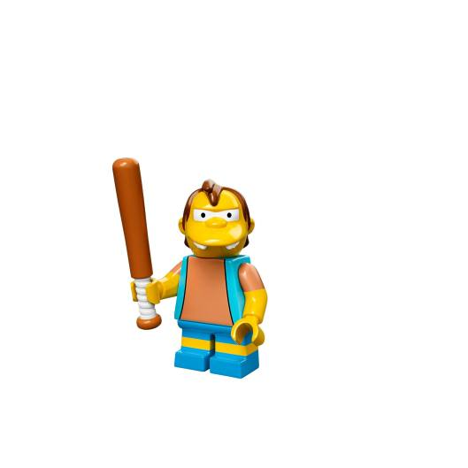 Nelson Muntz (Foto: Lego)