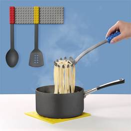 Cook and Stack Kitchen Utensils (ThinkGeek.com)