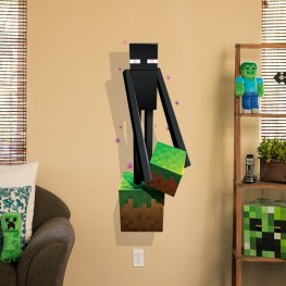 Minecraft Wall Clings Creatures. (Foto: Jinx)