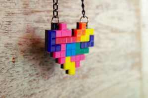 Tetris-Kette. (Foto: Etsy)