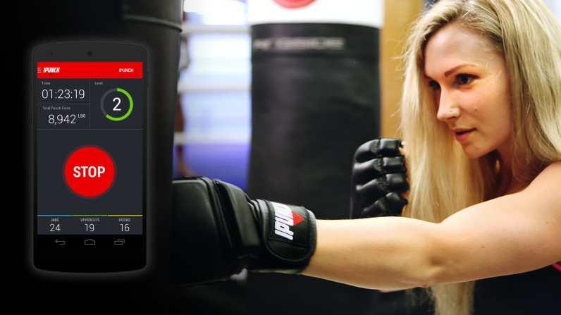 IPunch Gloves (Foto: Indiegogo)