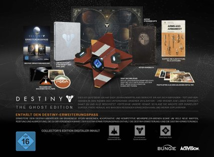 The Ghost Edition. (Foto: Activision Blizzard)