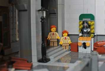 LEGO BioShock Infinite. (Foto: Youtube)