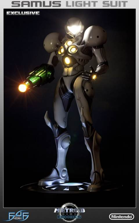 Samus Light Suit. (Foto: First 4 Figures)