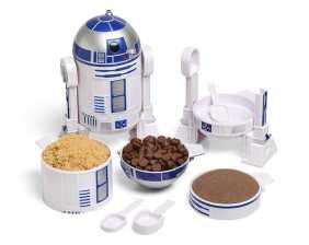 Star Wars R2-D2 Measuring Cup Set (Foto: ThinkGeek)