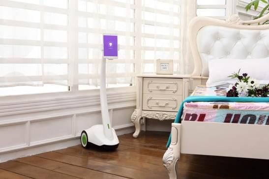 PadBot (Foto: Inbot Technology)