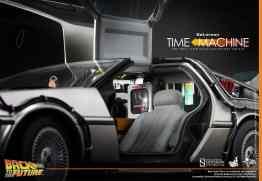 DeLorean. (Foto: Sideshow Collectibles)
