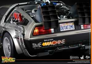 DeLorean. (Foto: Sideshow Collectibles)