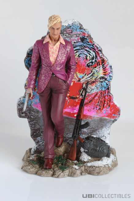 Pagan Min: King of Kyrat Figurine (Foto: Ubisoft)
