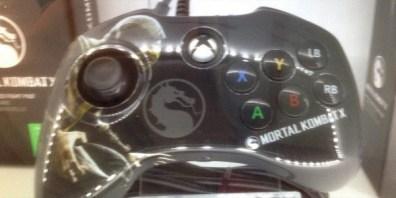 Der Mortal Kombat X-Controller für Xbox One. (Foto: cinemablend)