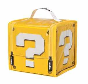 Amiibo Super Mario Question Block Case. (Foto: PowerA)