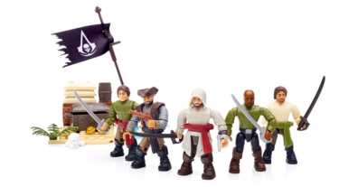 Piraten-Bataillon. (Foto: Mega Bloks)