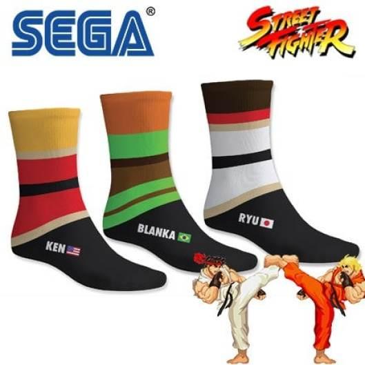 Gamer-Socken. (Foto: Funstock)