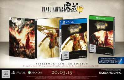 Steelbook Limited Edition. (Foto: Square Enix)