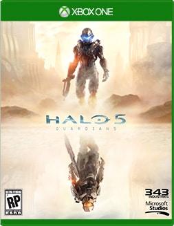 Halo 5 Standard Edition. (Foto: Microsoft)