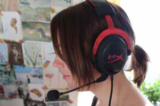 In Aktion. (Foto: GamingGadgets.de)