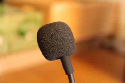 Das Mikrofon könnte etwas besser sein. (Foto: GamingGadgets.de)