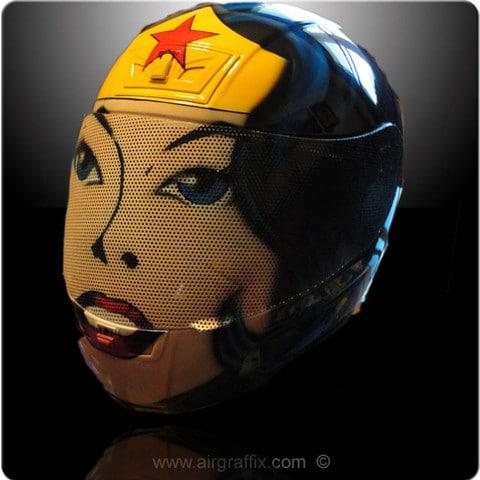 Wonder Woman (Foto: Airgraffix.com)