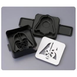 Star Wars Darth Vader Pouch Sandwich Shaper (Foto: Kotobukiya)